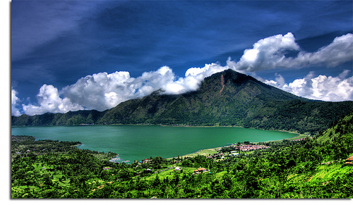 Volcano Bali Ubud Kintamani Volcano And Ubud